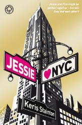 Jessie Hearts NYC by Keris Stainton