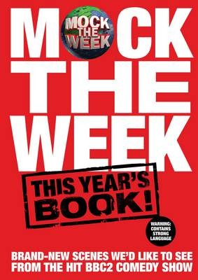 Mock the Week: This Years Book!