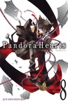 Pandora Hearts, #8 by Jun Mochizuki
