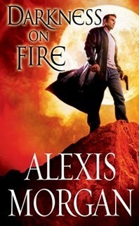Darkness on Fire (Paladins of Darkness, #9)