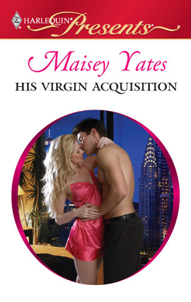 His Virgin Acquisition by Maisey Yates