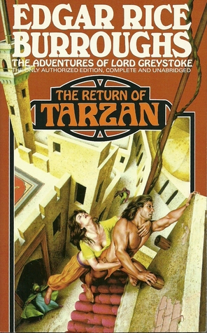 The Return of Tarzan (Tarzan, #2)