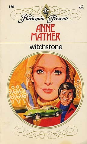 Witchstone by Anne Mather