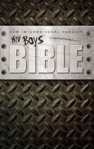 NIV Boys Bible by Anonymous
