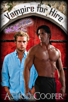 Vampire For Hire by Astrid Cooper