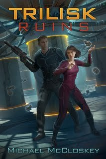 The Trilisk Ruins (Parker Interstellar Travels, #1)