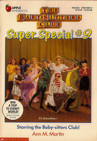 Starring the Baby-sitters Club! by Ann M. Martin