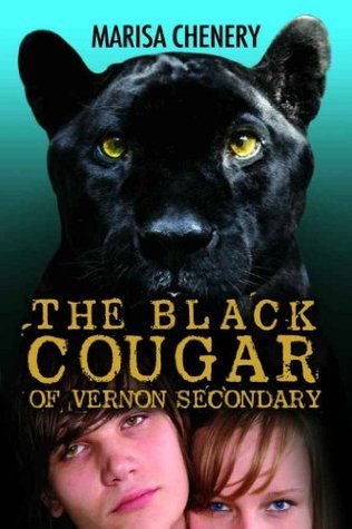 The Black Cougar of Vernon Secondary by Marisa Chenery