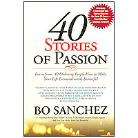 40 Stories of Passion by Bo Sánchez