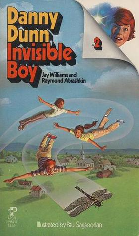 Danny Dunn, Invisible Boy by Jay Williams