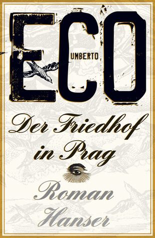 Der Friedhof in Prag by Umberto Eco