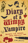 Diary of a Wimpy Vampire by Tim Collins