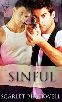 Sinful by Scarlet Blackwell