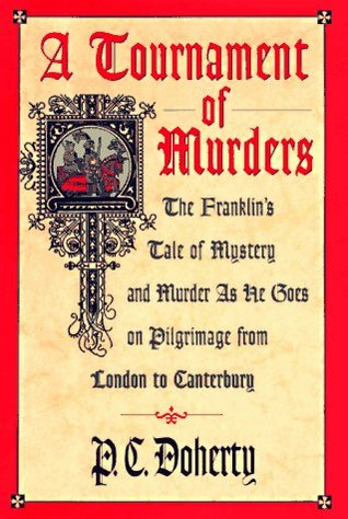 A Tournament of Murders by Paul Doherty