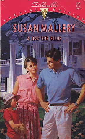 Dad For Billie by Susan Mallery