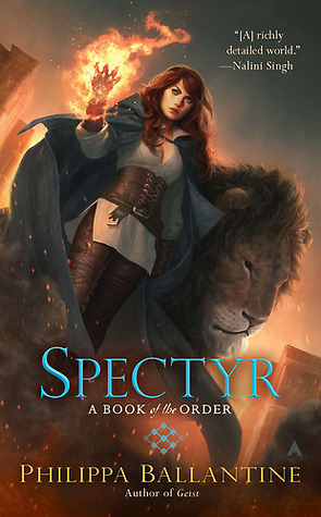 Spectyr by Philippa Ballantine