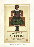 Addy's Surprise: A Christmas Story (American Girls: Addy, #3)