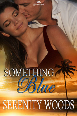 Something Blue by Serenity Woods