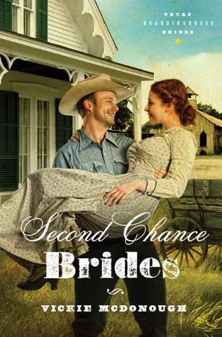 Second Chance Brides by Vickie McDonough