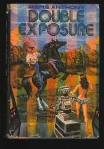 Double Exposure by Piers Anthony