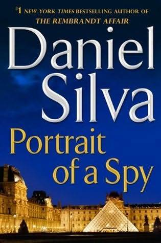 Portrait Of A Spy by Daniel Silva