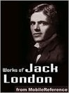 Works of Jack London, 43 books