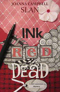 Ink, Red, Dead by Joanna Campbell Slan