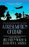 A Presumption of Death (Lord Peter Wimsey and Harriet Vane #2)