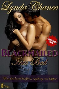 Blackmailed Into Bed by Lynda Chance