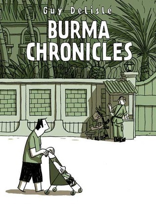 Burma Chronicles by Guy Delisle