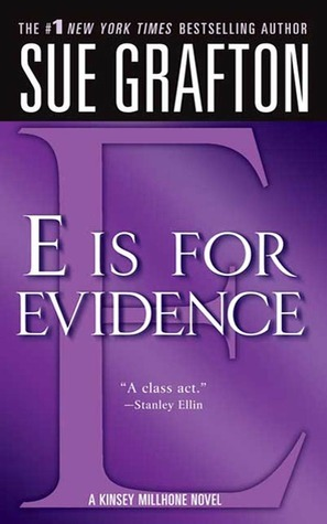 Free online download E is for Evidence (Kinsey Millhone #5) by Sue Grafton CHM