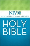 Holy Bible: New International Version, NIV