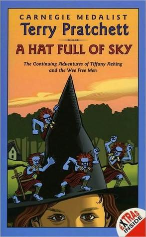 A Hat Full of Sky Discworld 32
