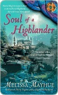 Soul of a Highlander (Daughters of the Glen, #3)