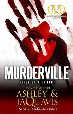 Murderville by Ashley Antoinette Snell