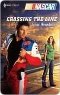 Crossing the Line by Jean Brashear