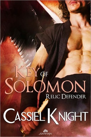 Review Key of Solomon (Relic Defender #1) by Cassiel Knight MOBI