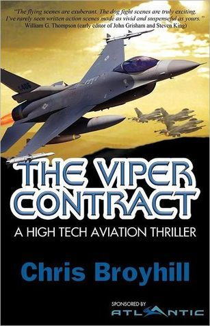 The Viper Contract: A High Tech Aviation Thriller