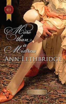 More Than a Mistress by Ann Lethbridge