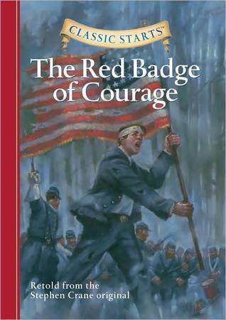 The Red Badge of Courage by Oliver Ho