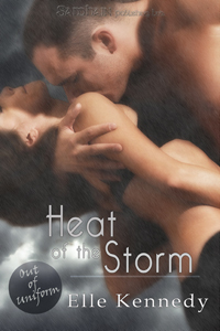 Heat of the Storm (Out of Uniform, #3)
