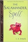 The Salamander Spell (The Tales of the Frog Princess, #5)