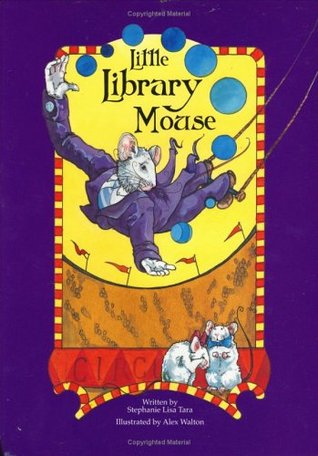 Little Library Mouse: even when you are little you can imagine big
