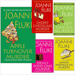 Apple Turnover Murder Bundle with Key Lime Pie Murder, Cherry... by Joanne Fluke