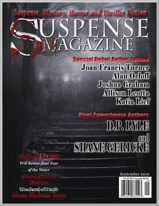 Suspense Magazine September 2010