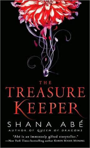 The Treasure Keeper (Drakon, #4)