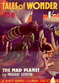 The Mad Planet by Murray Leinster