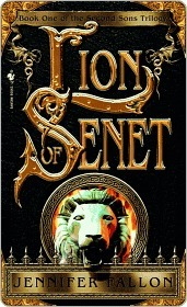 Lion of Senet by Jennifer Fallon
