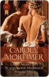 Lady Arabella's Scandalous Marriage (Harlequin Historical)