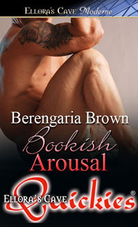 Bookish Arousal by Berengaria Brown